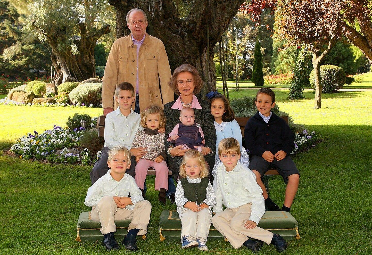 grupo los nietos:
